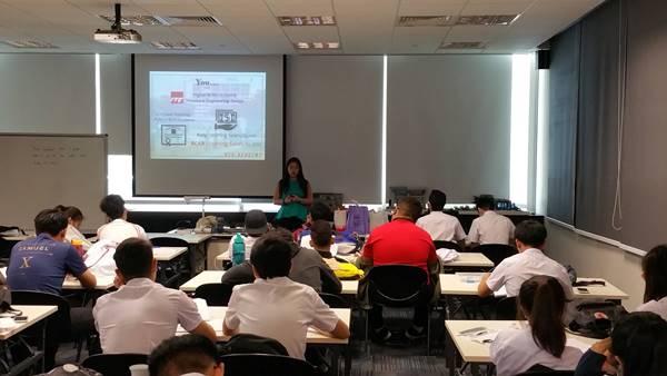 Học viện có nhiều chương trình hỗ trợ sinh viên quốc tế