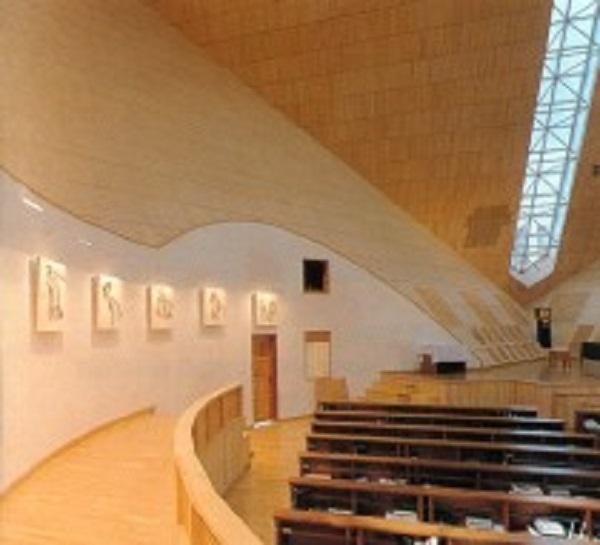 Kiến trúc độc đáo của GCU