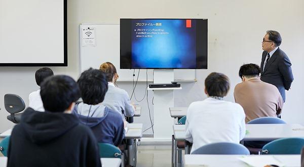Koshien University với lịch sử hoạt động hơn 80 năm