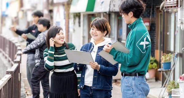 Môi trường đào tạo hàng đầu tại đại học Kyushu Kyoritsu