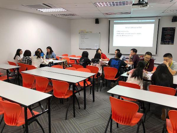 Môi trường học phù hợp với sinh viên quốc tế tại cao đẳng Trent Global