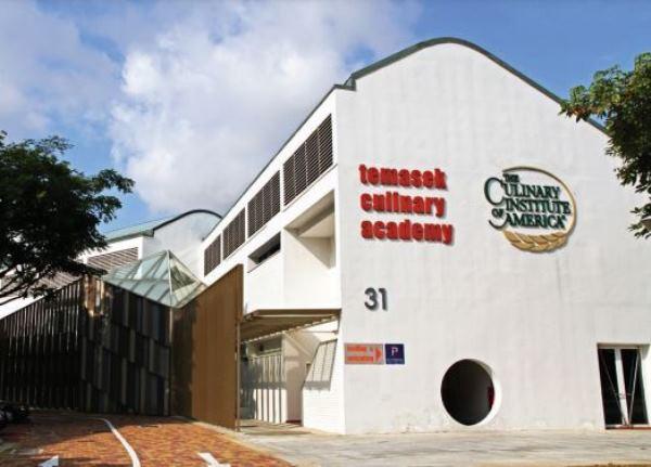 Một khu học xá của học viện