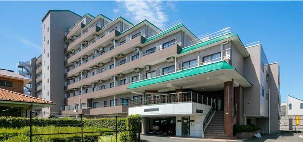 Một khu ký túc xá liên kết gần đại học Mejiro