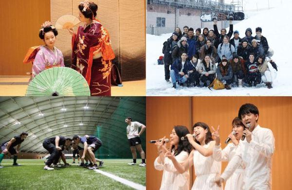 Nhiều hoạt động ngoại khóa và giao lưu văn hóa