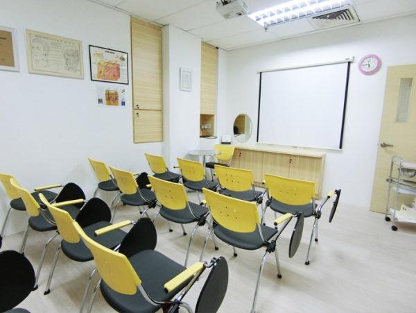 Phòng học lý thuyết