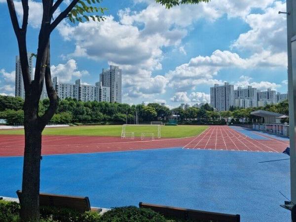 Sân vận động đại học Thể thao Quốc gia Hàn Quốc