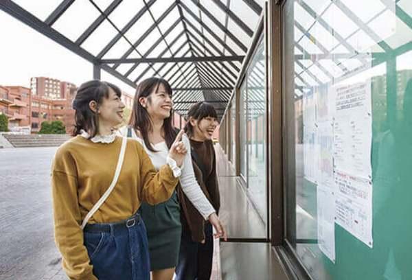 Sinh viên có thể lựa chọn 1 trong 4 khu ký túc xá tại đại học Kyushu Kyoritsu