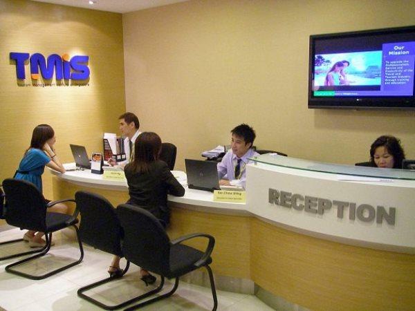 Tourism Management Institute of Singapore với hơn 34 năm hoạt động