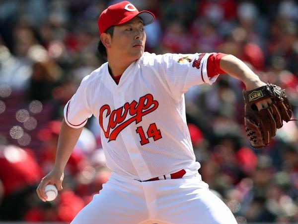 Vận động viên bóng chày chuyên nghiệp Daichi Ohsera