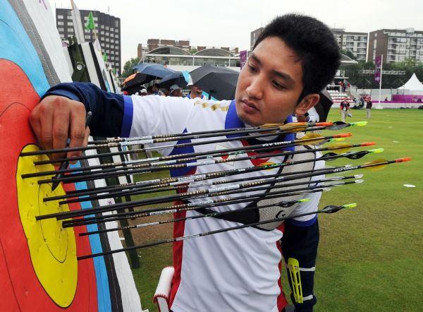 Yu Ishizu - Cung thủ người Nhật Bản từng tham gia tại Olympics 2012