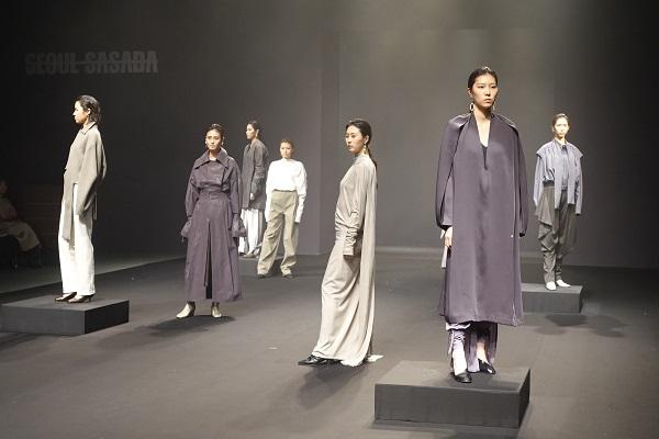 Dự án thời trang tại Viện thời trang Sasada Seoul