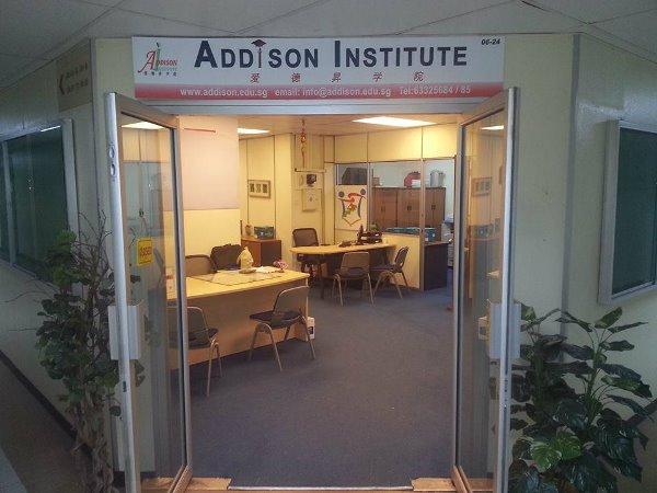 Addison Institute đào tạo kỹ năng nghề nghiệp chất lượng cao