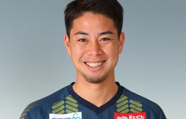 Cầu thủ bóng đá Ryo Kubota