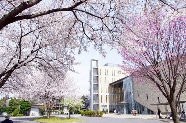 Cơ sở Niiza tại Saitama của đại học Atomi