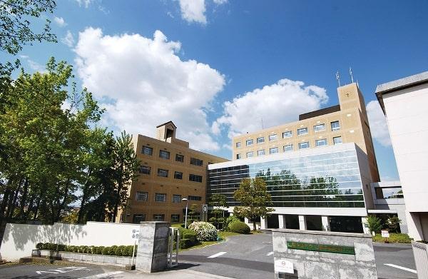 Cơ sở chính tại thành phố Okayama