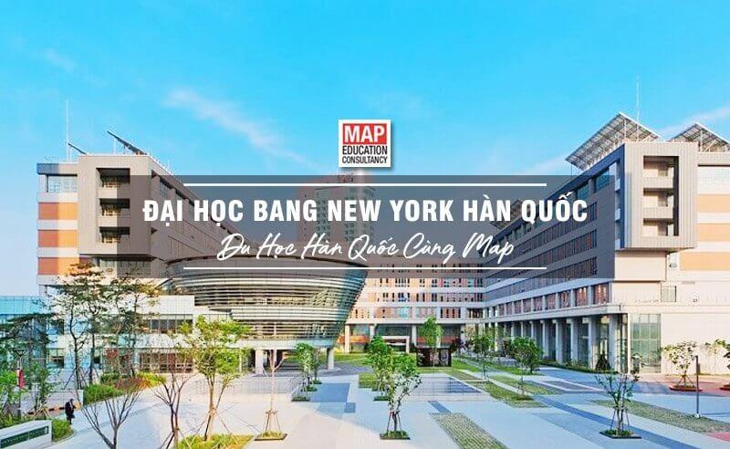 Đại Học Bang New York Hàn Quốc – Du Học Hàn Nhận Bằng Mỹ