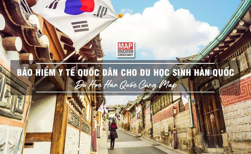 Bảo Hiểm Y Tế Quốc Dân Cho Du Học Sinh Hàn Quốc - Cập Nhật Quy Định Mới Từ Chính Phủ Hàn Quốc