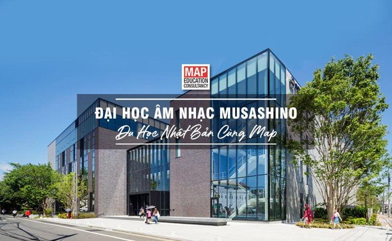 Đại Học Âm Nhạc Musashino Nhật Bản - Ngôi Trường Âm Nhạc Hoạt Động Hơn 92 Năm