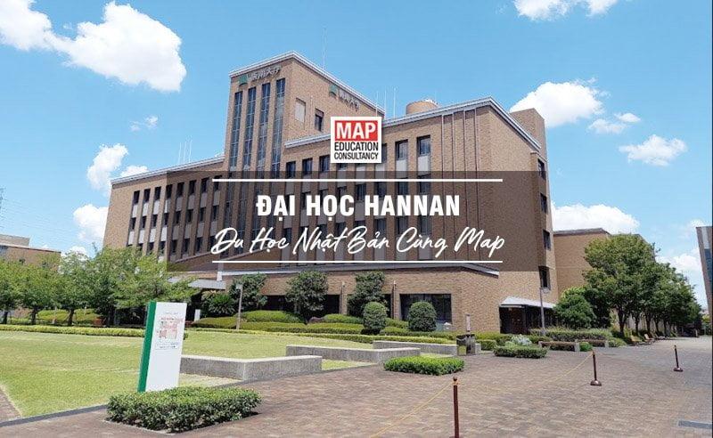 Du học Nhật Bản cùng MAP - Trường đại học Hannan Nhật Bản