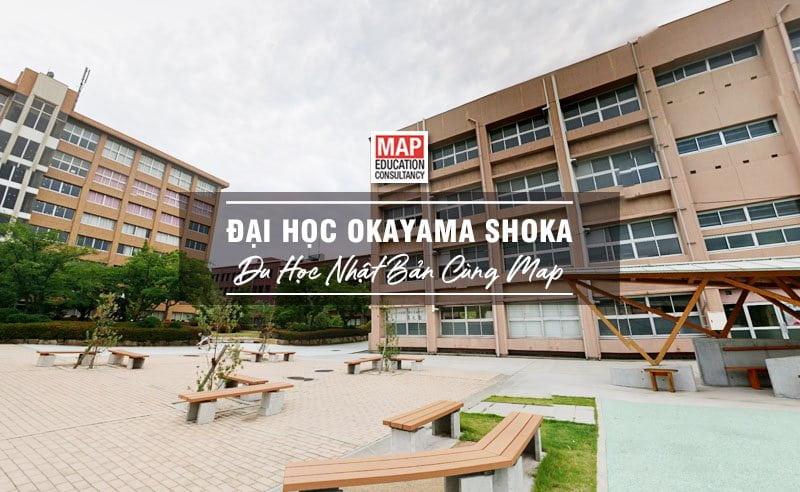 Du học Nhật Bản cùng MAP - Trường đại học Okayama Shoka Nhật Bản