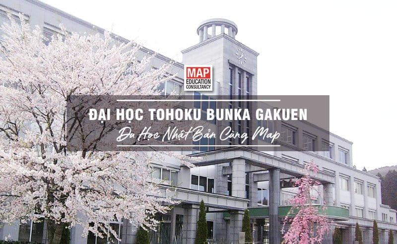 Du học Nhật Bản cùng MAP - Trường đại học Tohoku Bunka Gakuen Nhật Bản