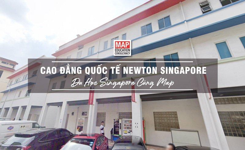 Du học Singapore cùng MAP - Trường cao đẳng Quốc tế Newton Singapore