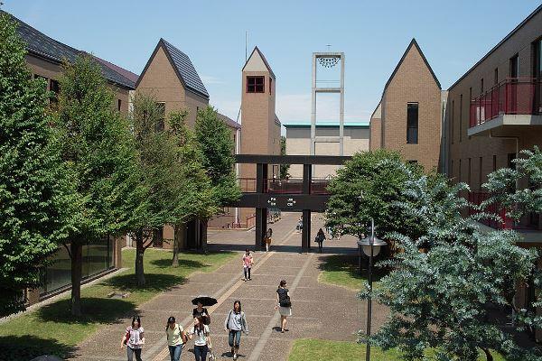 Keisen University là trường nữ sinh lâu đời tại Tokyo