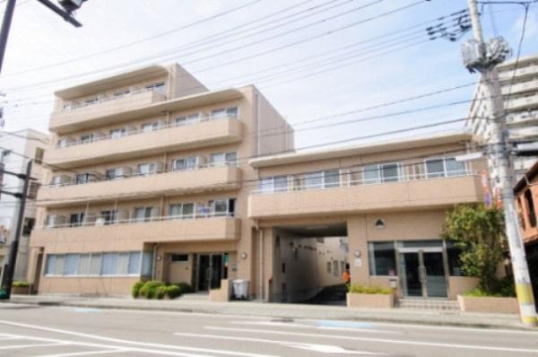 Một khu ký túc xá gần đại học Tohoku Bunka Gakuen