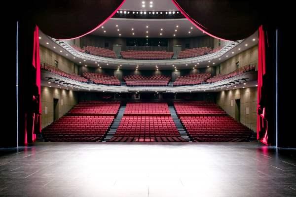 Nhà hát Teatro Giglio Showa của trường