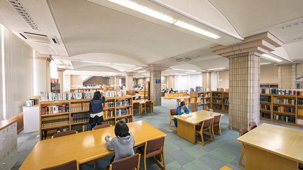 Okayama Shoka University với hơn 56 năm đào tạo