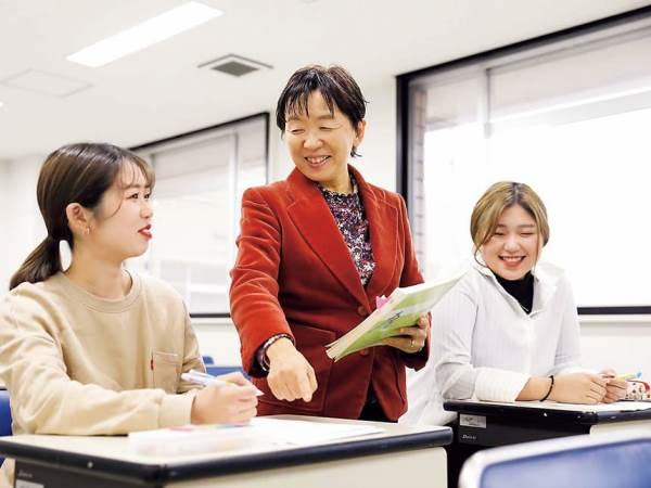 Sanyo Gakuen University với kinh nghiệm đào tạo lâu đời